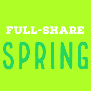 Full-share | 12 weeks | March 4 – May 20, 2020